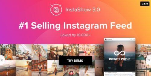 Instagram Feed – WordPress Instagram Gallery