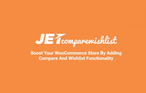 Jet Compare Wishlist For Elementor