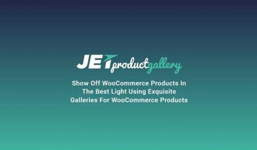 Jet Product Gallery For Elementor