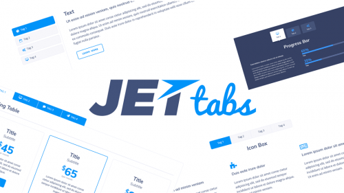 JetTabs – Tabs and Accordions for Elementor Page Builder – Codecanyon