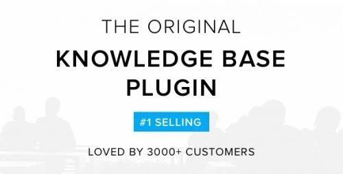 Knowledge Base | Helpdesk | Support | Wiki WordPress Plugin