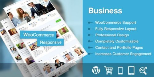 MyThemeShop – Business