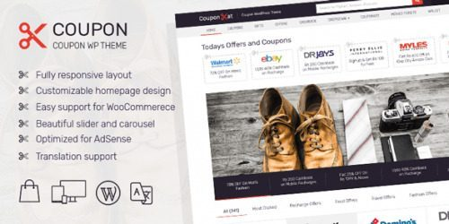 MyThemeShop – Coupon