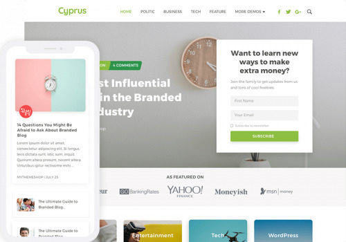 MyThemeShop – Cyprus