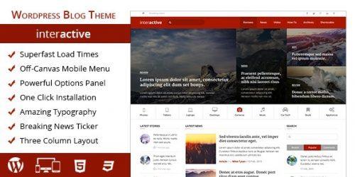 MyThemeShop – Interactive