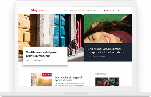 MyThemeShop – Magnus