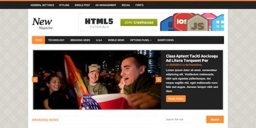 MyThemeShop – NewsMag