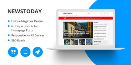 MyThemeShop – NewsToday