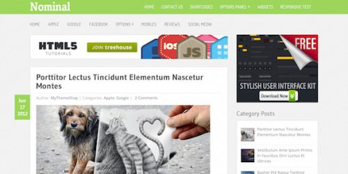 MyThemeShop – Nominal