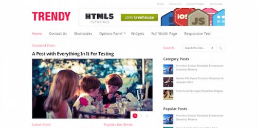 MyThemeShop – Trendy