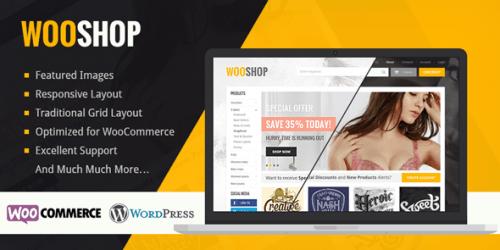 MyThemeShop – WooShop