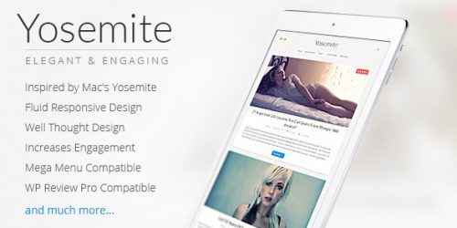 MyThemeShop – Yosemite