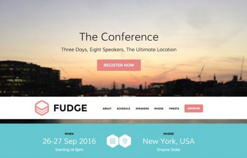 ShowThemes – Fudge