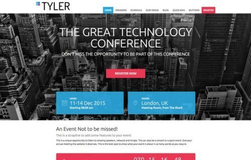 ShowThemes – Tyler