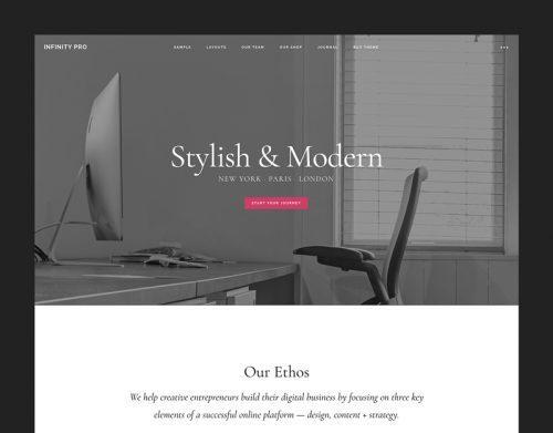 StudioPress – Infinity Pro