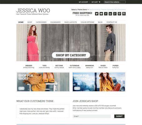 StudioPress – Jessica Theme