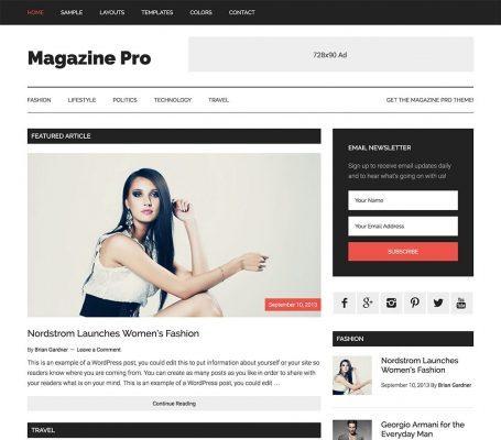StudioPress – Magazine Pro