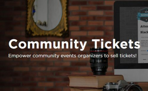 The Events Calendar: Community Events Tickets