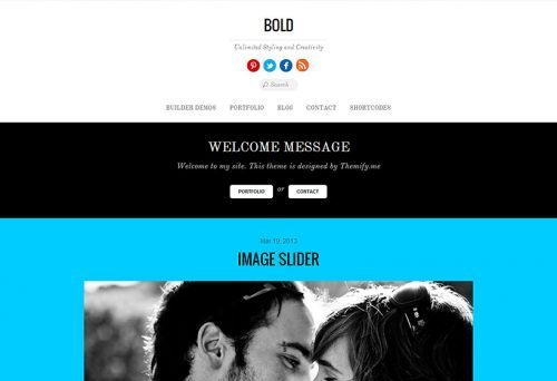 Themify – Bold