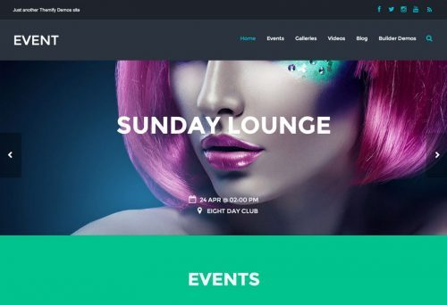 Themify – Event