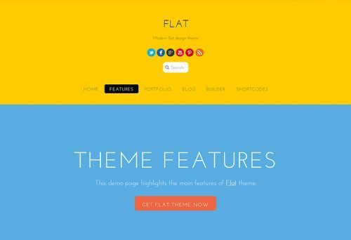 Themify – Flat