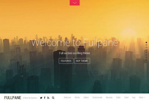 Themify – Fullpane