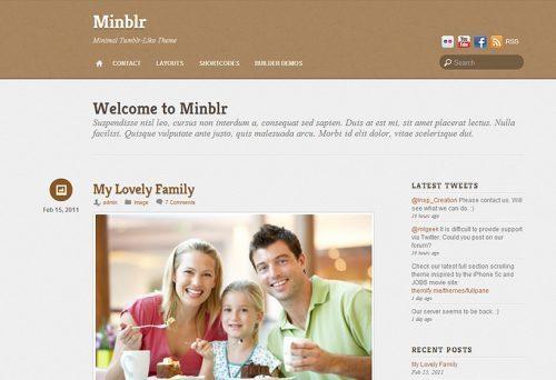 Themify – Minblr
