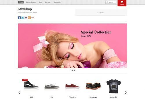 Themify – Minshop