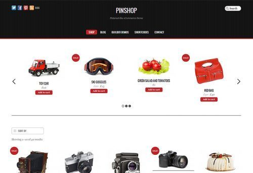 Themify – Pinshop