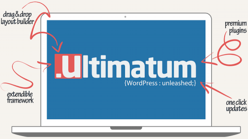 Ultimatum – Theme Framework + Child Themes and Tools