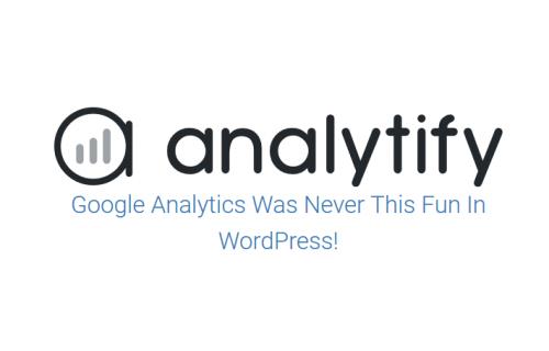 WP Analytify Pro – Google Analytics In WordPress