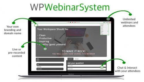 WP WebinarSystem Pro – The Best Webinar Plugin for WordPress
