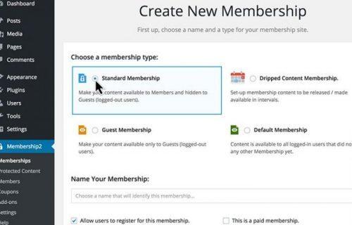 WPMU DEV – Membership 2 Pro