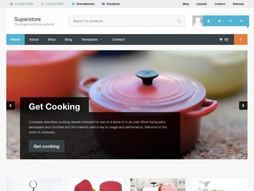 WooThemes – Superstore