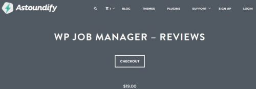 WP Job Manager – Reviews