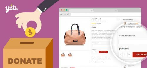 YITH – Donations for WooCommerce Premium