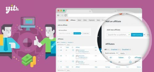 YITH – WooCommerce Affiliates Premium