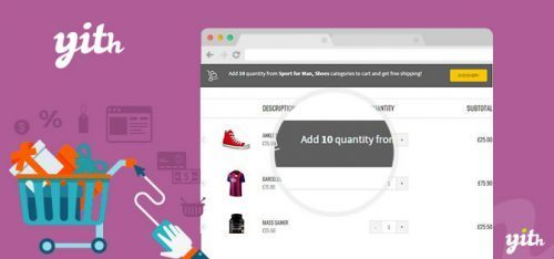 YITH – WooCommerce Cart Messages Premium