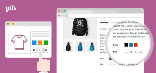YITH – WooCommerce Color and Label Variations Premium