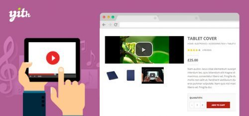 YITH – WooCommerce Featured Audio and Video Content
