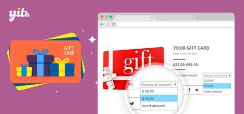 YITH – WooCommerce Gift Cards Premium