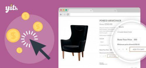 YITH – WooCommerce Name Your Price Premium
