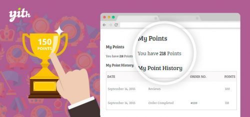 YITH – WooCommerce Points and Rewards Premium