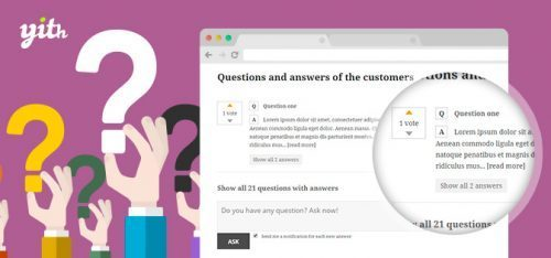 YITH – WooCommerce Questions and Answers Premium