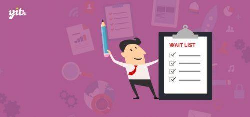 YITH – WooCommerce Waiting List Premium