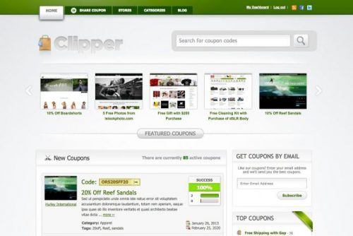 AppThemes – Clipper