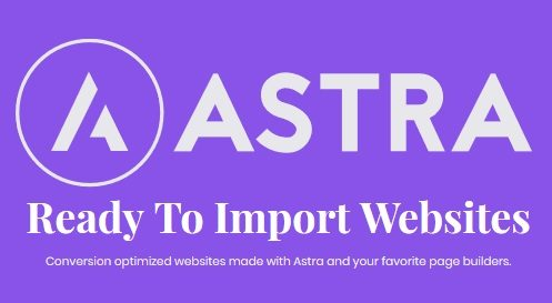 Astra Premium Sites – Library Of Ready Sites For The Astra Theme
