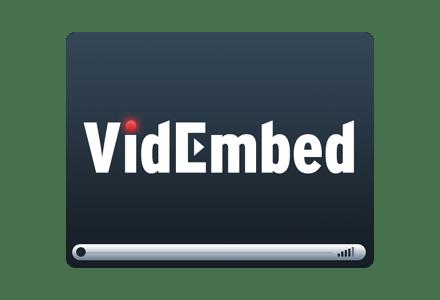 iThemes – VidEmbed