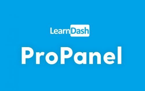 LearnDash ProPanel