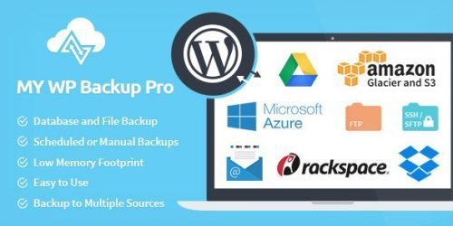 MyThemeShop – My WP Backup Pro